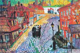 Каплан Самуил. Радостный май, 1919 год ( 1969 г. )